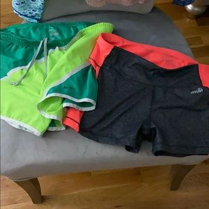 Nike and Avía